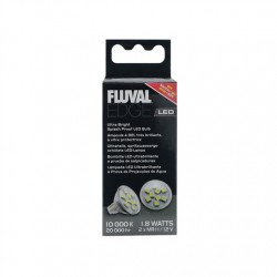 BOMBILLA LED 2PC 1,8 W FLUVAL EDGE
