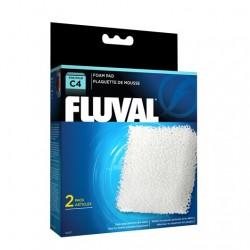 Cargas Filtrantes para Filtro Mochila Fluval C - Foamex C4