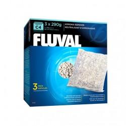 Carga Eliminador de Amoniaco para Filtro Mochila Fluval C - C4