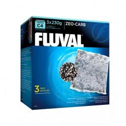 Carga Zeo Carb para Filtro Mochila Fluval C - C4