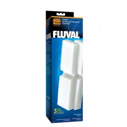 Foamex para FluvalSerie FX - Prefiltro Foamex Externo 3Pc
