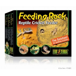 Dispensador de Grillos EXO TERRA - Feeding Rock