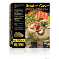 Cueva para Serpientes EXOTERRA - GRANDE