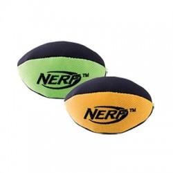 Pelota de rugby Trackshot Nerf - Pequeñas 12,7 cm