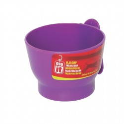 Taza Bebedero H2O Roscable 200 ml DOGIT - Purpura