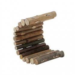 Logs Madera Flexible  LIVING WORLD - Mediano