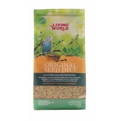 Mezcla Original LIVING WORLD - Periquito 1kg