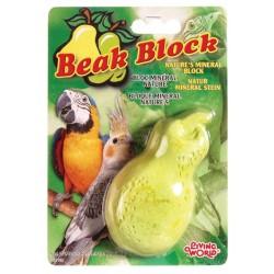 Bloque Mineral para Pájaros LIVINGWORLD - Pera