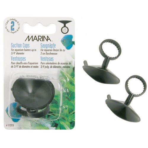 Ventosas para Calentador MARINA 2Pc