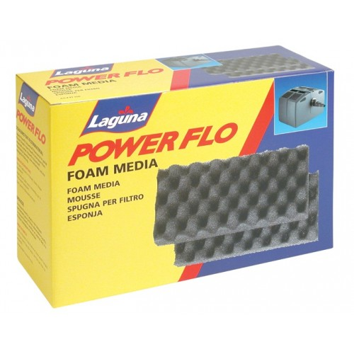 Foamex Filtro Sumergible Power Flo LAGUNA