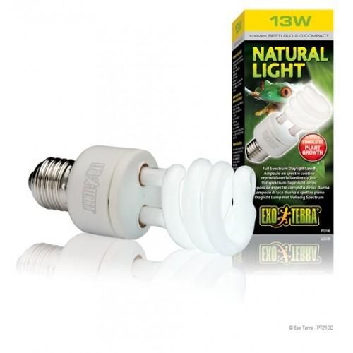 Bombilla Bajo Consumo Natural Light EXOTERRA