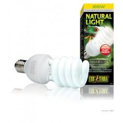 Bombilla Bajo Consumo Natural Light EXO TERRA - 25 W