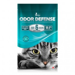 Arena Gatos Aglomerante 12 kg Odor Defense Cat  Love