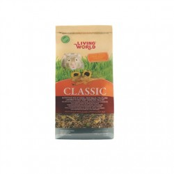 Alimento para Hámster Classic LIVING WORLD - 450g (Caja 12 Unid)