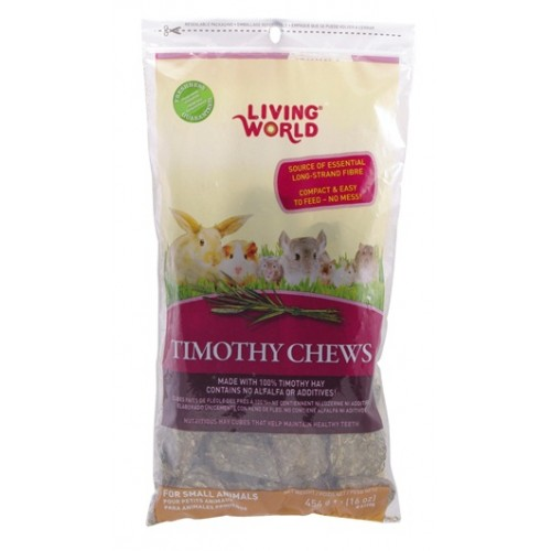 Timothy Chews 454g Living World