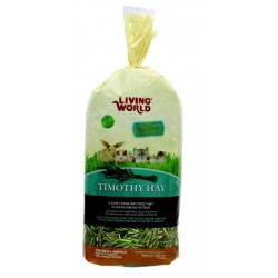 Heno Timothy Hay Living World - 560g