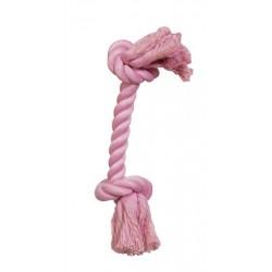Cuerda Mordedor Algodón DOGIT - Rosa 23cm