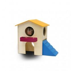 Casas y Juguetes Playground Living World - Casa Pequeña