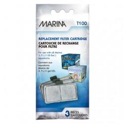 Cartucho Filtro Acuario Marina 3,7 lts