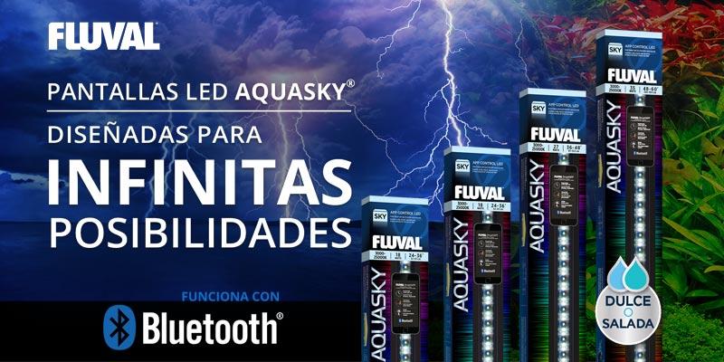 Pantallas LED AquaSky