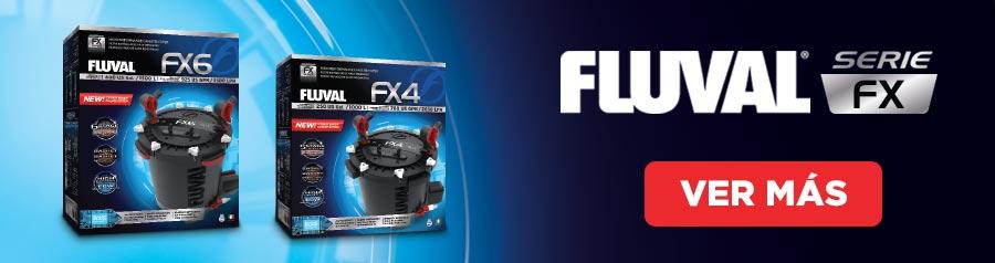 Fluval FX Filtros Externos