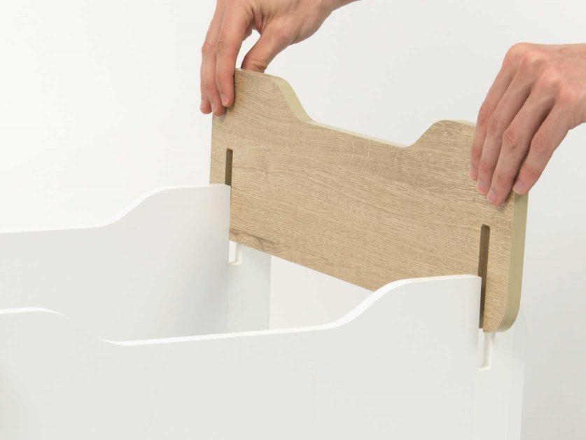 Fácil montaje del mueble Vesper Cabana