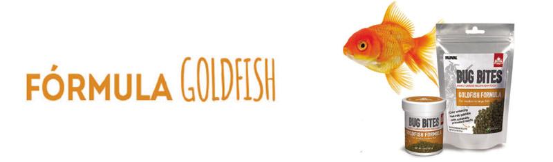 Alimento para peces a base de insectos