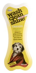 Champú para perros con aceite de onagra