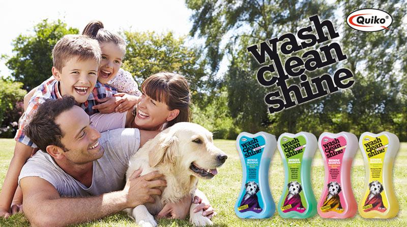 Champus desodorizantes para perros
