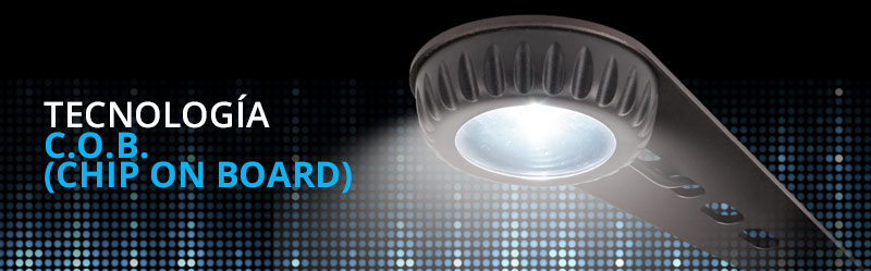 Tecnología COB LED