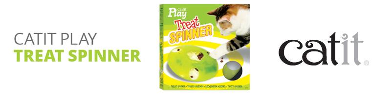 Comedero interactivo para gatos de Catit