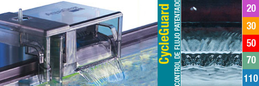 Aquaclear, fabricantes filtros de mochila para acuarios