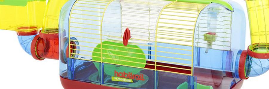 Habitrail, fabricantes de jaulas para hásmters
