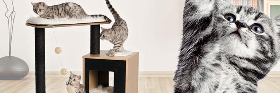 Vesper, fabricantes de muebles rascadores de calidad para gatos