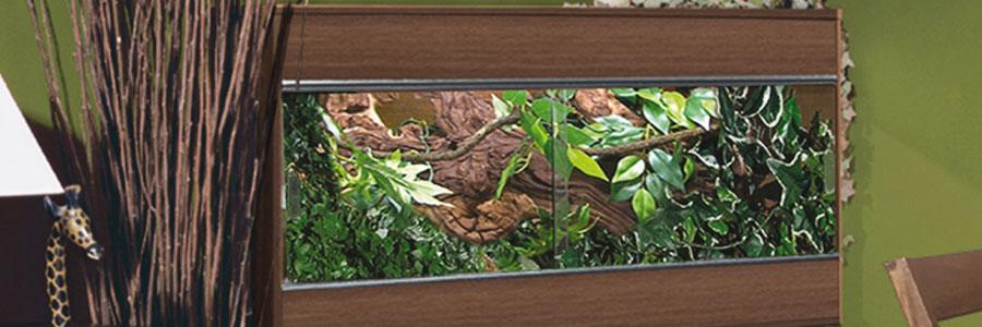Vivexotic, vivariums en madera para reptiles