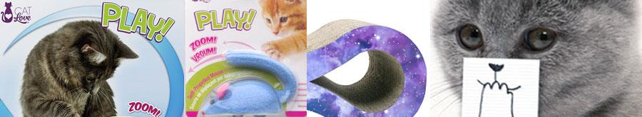 CATLove, fabricantes de productos para gatos