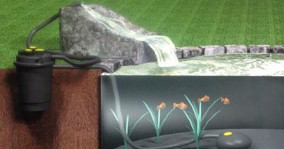 Filtración estanques Pressure Flo Laguna