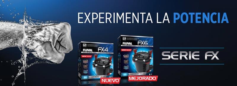 Fluval FX6: Filtro Externo