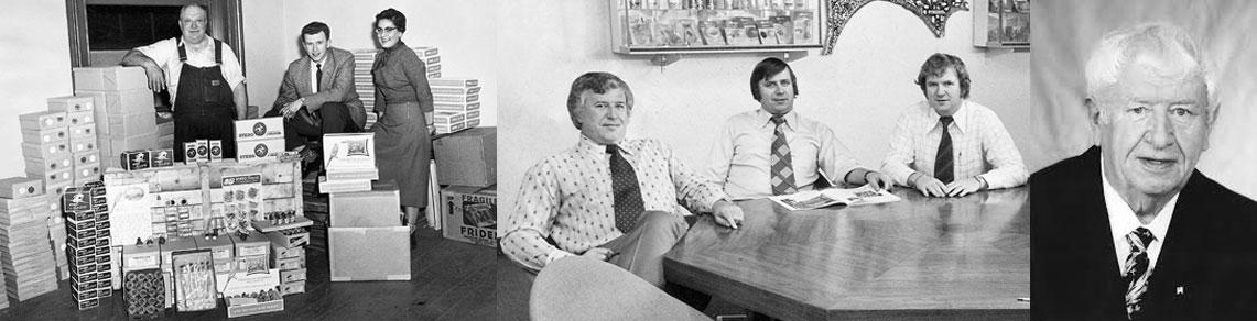 Historia Rolf Hagen Canadá