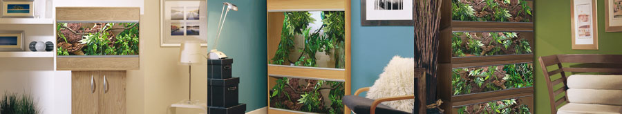 Vivexotic, vivariums en madera