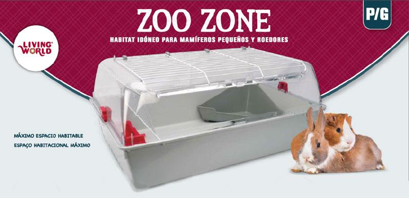 Banner jaulas living World Zoo Zone para roedores