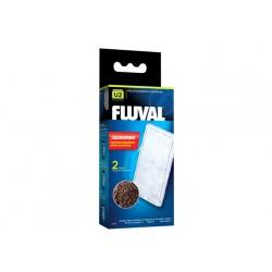 Cargas Filtro U Fluval - Clearmax U2