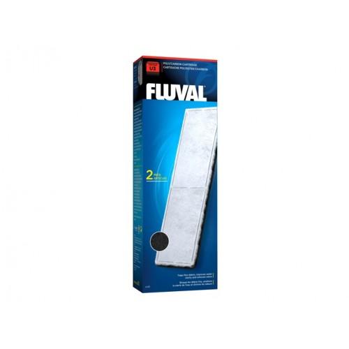FLUVAL U3 POLY/CARBON (2 PCS)