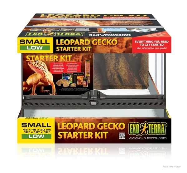 EXO TERRA Gecko Starter Kit