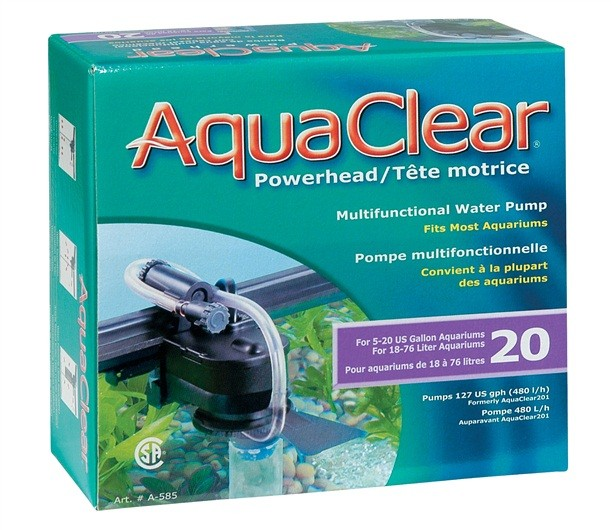Aquaclear 20 Power Head