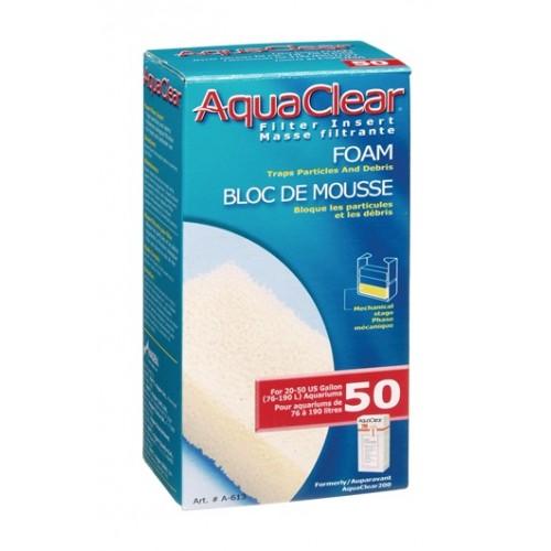 Aquaclear 50 (200) FOAMEX