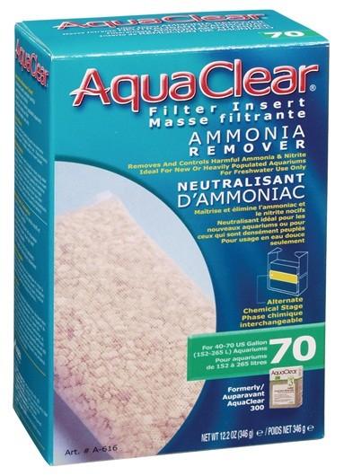 AQUACLEAR 70 Eliminador de Amonio