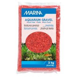Grava de Color MARINA - Naranja 2kg
