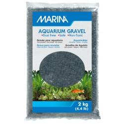 Grava de Color MARINA - Negro 2kg