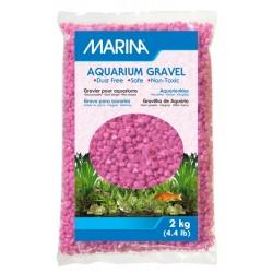 Grava de Color MARINA - Rosa 2kg